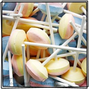 """Sweet and delicious """"Smarties Double Lollies (Unwrapped) - 2 Lbs"""" from @TemptationCandy! Give in to Temptation!"""
