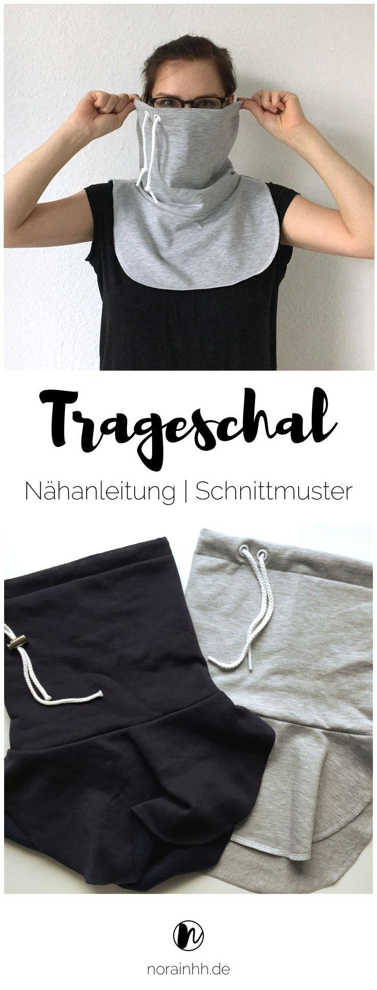 Trageschal – #accessoire #Trageschal