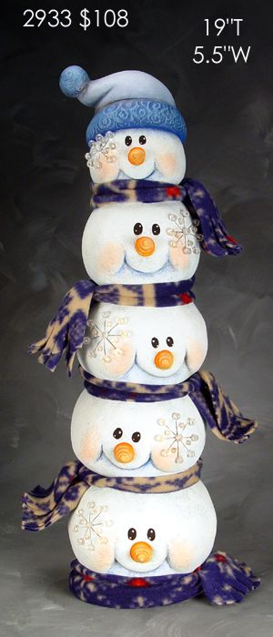 cute snowman ornament