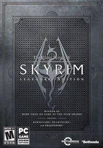 The Elder Scrolls V: Skyrim - Legendary Edition para PC