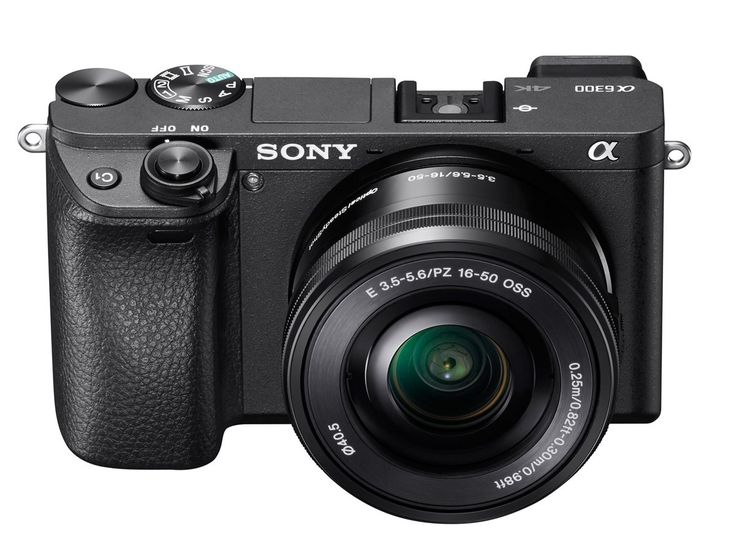 Meet the NEW Sony A6300! 24 megapixels. 4K video. 11fps continuous shooting. Silent shooting. 425-point on-sensor phase-detection AF system. Max ISO 51200.