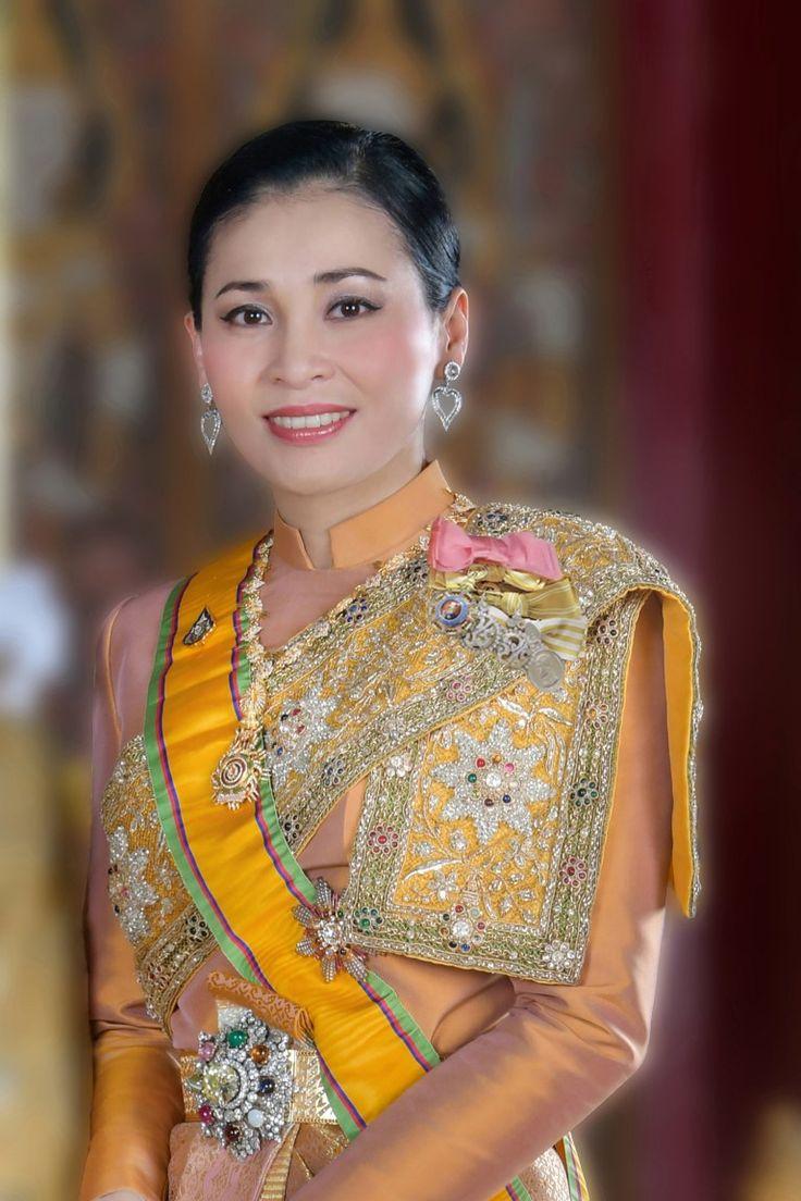 Thailand Royal princess Srirasmis scandal nude sex party