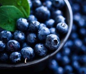 Blueberry smoothie anyone?