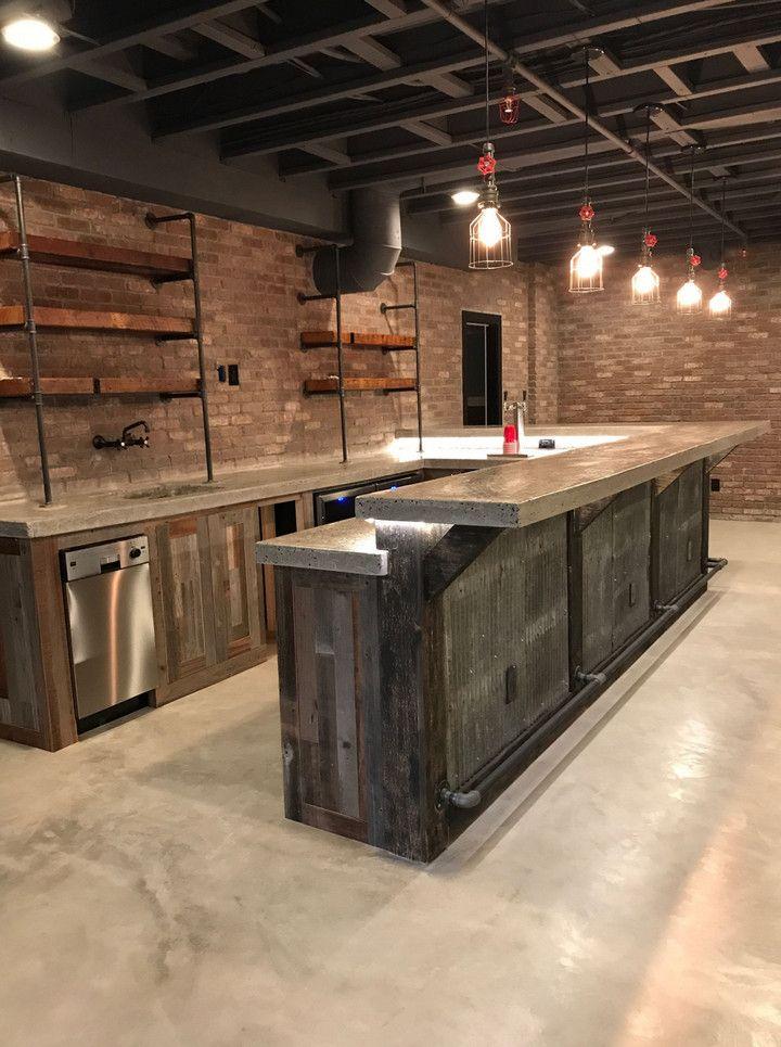 smart basement bar ideas making your cellar pub sparkle on smart man cave basement ideas id=63611
