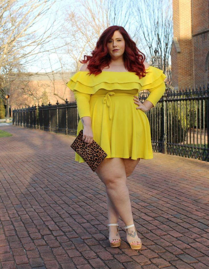 Alabama Plus Size Blogger Curves, Curls and Clothes| wearing Rue107 #plussize #plussizedresses