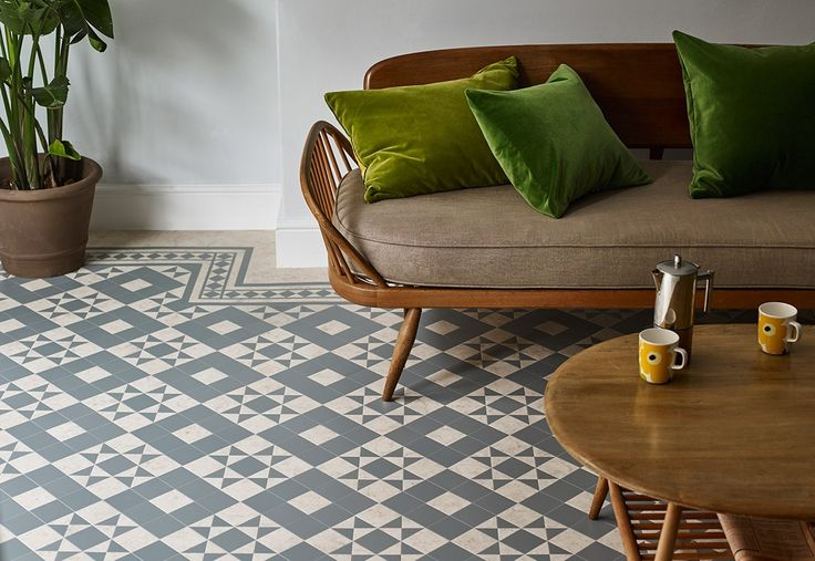 Amtico Décor is a premium LVT flooring collection that combines the elegant and timeless Victorian style with the durability of our premium Signature range.