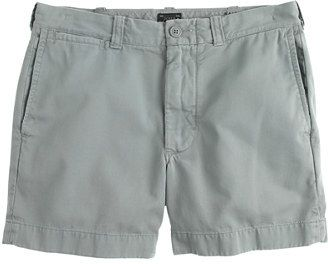 $39, J.Crew 5 Stanton Short In Gart Dyed Cotton. Sold by J.Crew. Click for more info: https://lookastic.com/men/shop_items/212124/redirect