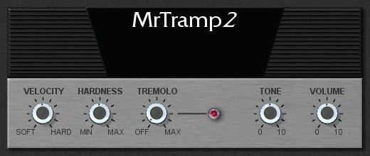 "MrTramp2 is the sequel of my previous plugin ""MrTramp"", a physical modeling simulation of the soulful Wurlitzer 200A Electric Piano. http://www.vstplanet.com/Instruments/VST_Piano5.htm"