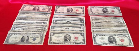 Estate Lot Sale Old US Coins Gold / Silver / by UtopiaCollections