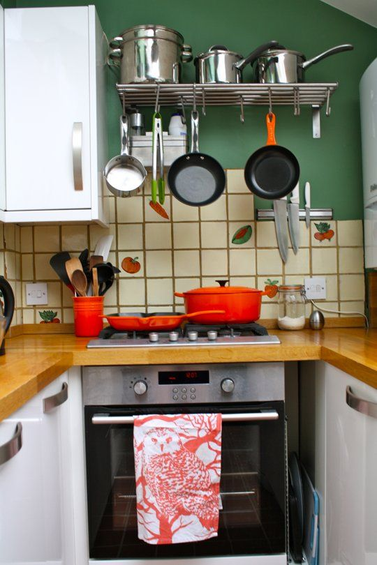 Kitchen Storage Ideas For Pots And Pans best 25+ pan rack ideas on pinterest | pot rack, pot rack hanging