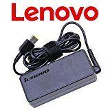 Lenovo 65W 20V 3.25A Laptop Charger AC/DC Power Adapter Slim-Tip for Lenovo-ThinkPad T450 T450s W550s X1 Carbon; IdeaPad Yoga 2 Pro 11 11e 13; Flex 2 3 11 15 15D 14 10; Chromebook N20 N20p