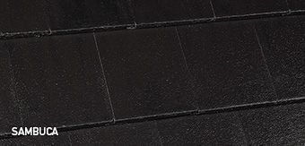 Sambuca Horizon Concrete Roof Tile
