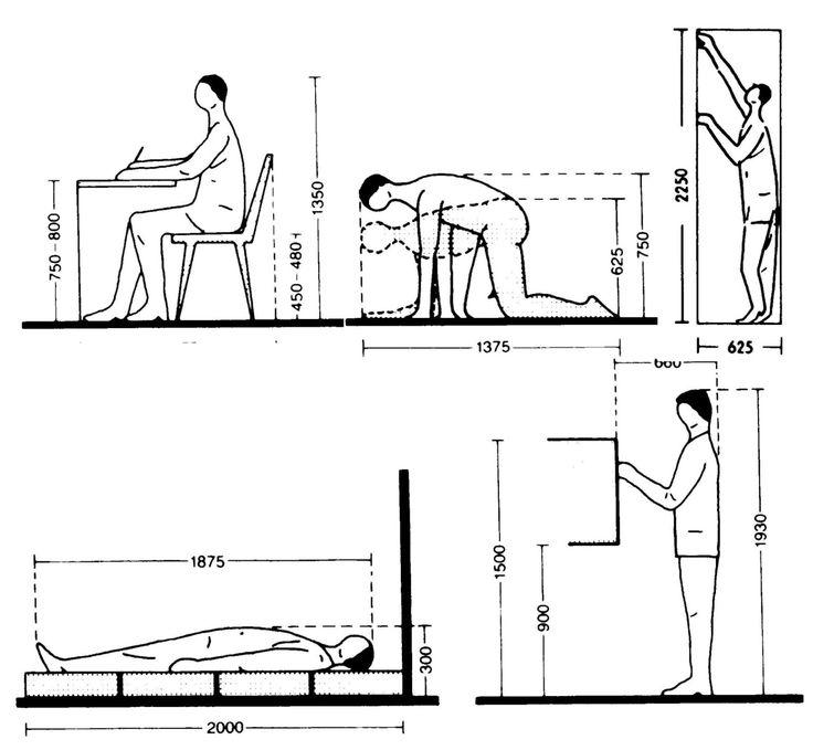 524 best images about ergonomia e antropometria ergonomics
