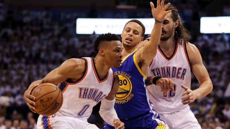 Not this time, Steph. Warriors vs. Thunder - Game Recap - May 24, 2016 - ESPN