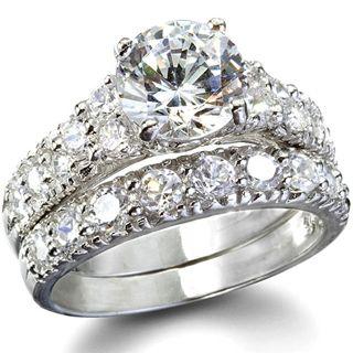 27 best Fake diamond rings images on Pinterest Diamond rings