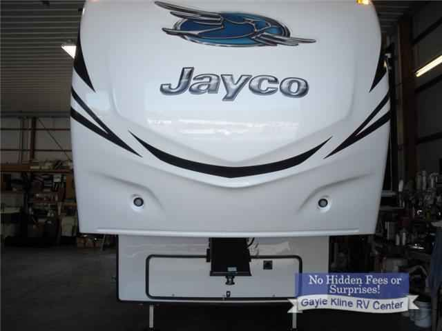 2016 New Jayco Seismic Wave 412W Toy Hauler in Pennsylvania PA.Recreational Vehicle, rv, 2016 Jayco Seismic Wave 412W, You can easily bring along the whole family and enjoy your next trip inside the Seismic Wave 412W toy hauler fifth wheel by Jayco. This model features a nice cargo area, bath and a half, and triple slides!In the cargo area you will find a rear ramp for easy loading an unloading your off-road toys. There is an optional party deck where you can enjoy being outdoors but you are…