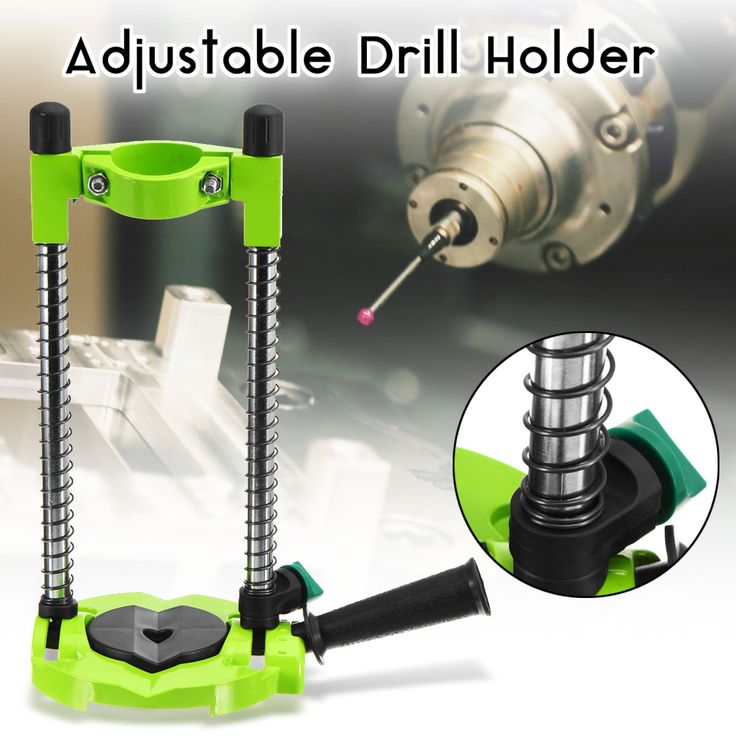 New Precision Drill Guide Pipe Drill Holder Stand Drilling Guide with Adjustable Angle and Removeable Handle Woodworking Tool. Yesterday's price: US $29.60 (24.55 EUR). Today's price: US $29.60 (24.48 EUR). Discount: 46%.