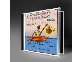 ROZPRÁVKY 2 - Spievanka a Zahrajko prerozprávali dej známych a obľúbených rozprávok. Dej je doplnený o veselé pesničky. (O rybárovi a zlatej rybke, Popoluška, O kozliatkach)