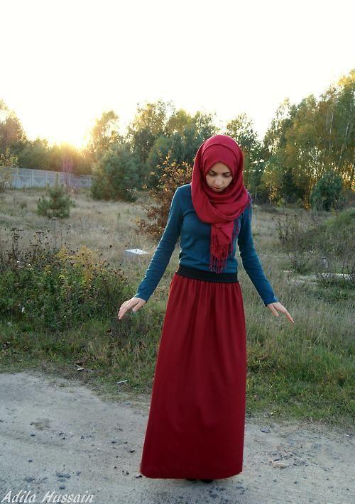 street-hijab-fashion:  Adila Hussain