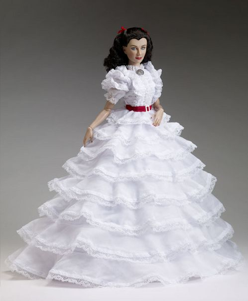 Scarlett O'Hara doll. IT LOOKS JUST LIKE HER!!!!!!!!!!!!!