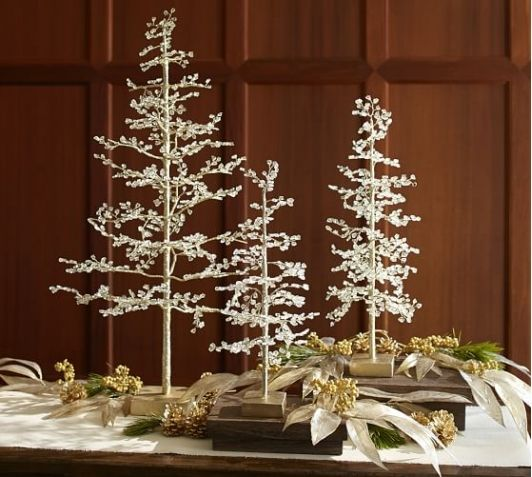 Faceted Jewel Tree  Pottery Barn