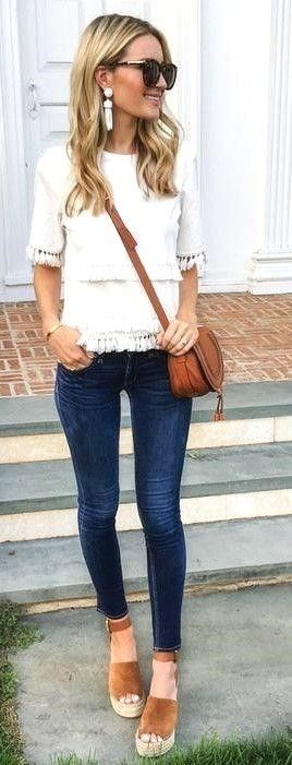 ❤ Find more skirt outfits, clothing women and chic outfits, fall fashion and occasion dresses. Another summer fashion, clothing style and clothing drawing => http://feedproxy.google.com/~r/AwesomeOutfitspage/~3/OjtjtHuJHUQ/375