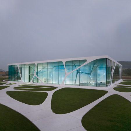 Leonardo Glass Cube, Bad Driburg, Germany - 3Deluxe