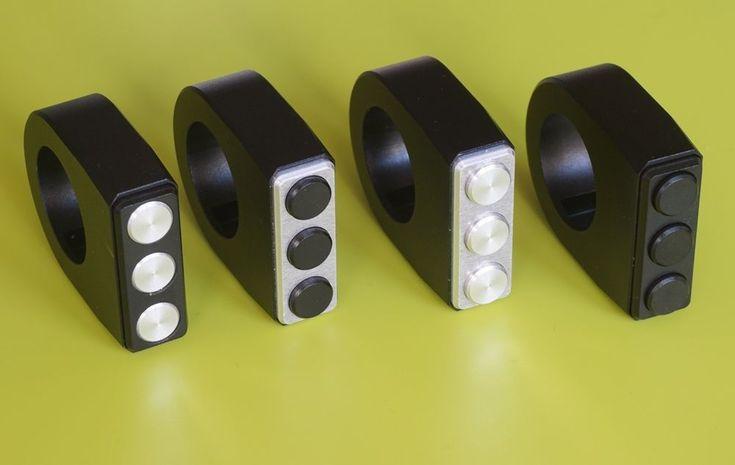 R_ Lenkertaster Tasterarmatur CNC Taster Armatur Handle Switch | Auto & Motorrad: Teile, Motorrad-Tuning & -Styling, Individuelle An- & Umbauteile | eBay!