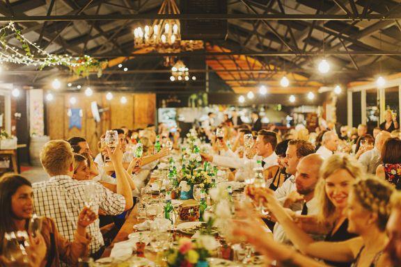 Travis & Kristy's Zonzo Winery wedding -