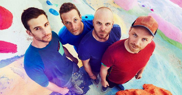 Hear Coldplay's Tender, Stripped-Back Version of 'Everglow' #headphones #music #headphones