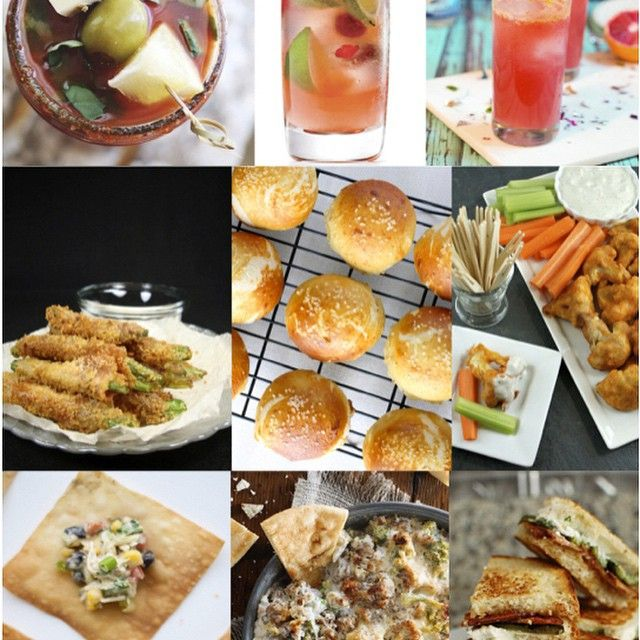 Super Bowl recipe and cocktail inspiration over on the blog, search Super Bowl direct link in profile!