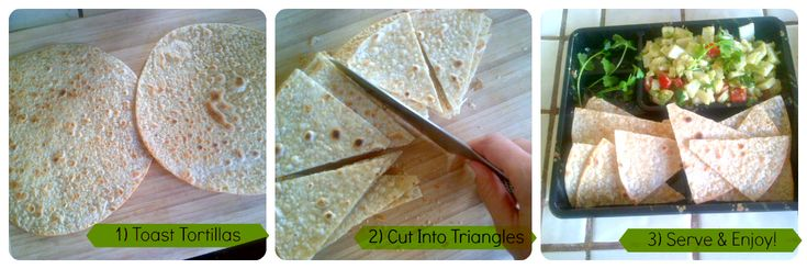 Brown rice tortillas that can be made into homemade gluten free, corn-free tortilla chips