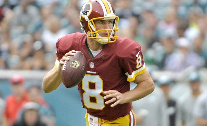 Kirk Cousins Or RG3? Performance Against Giants Has Redskins Reconsidering