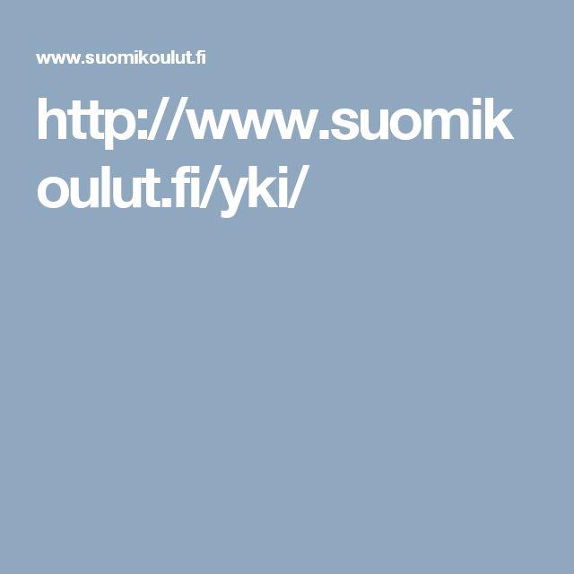 http://www.suomikoulut.fi/yki/