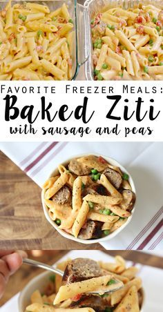 the-best-baked-ziti-freezer-meal-ever-with-sausage-and-pease