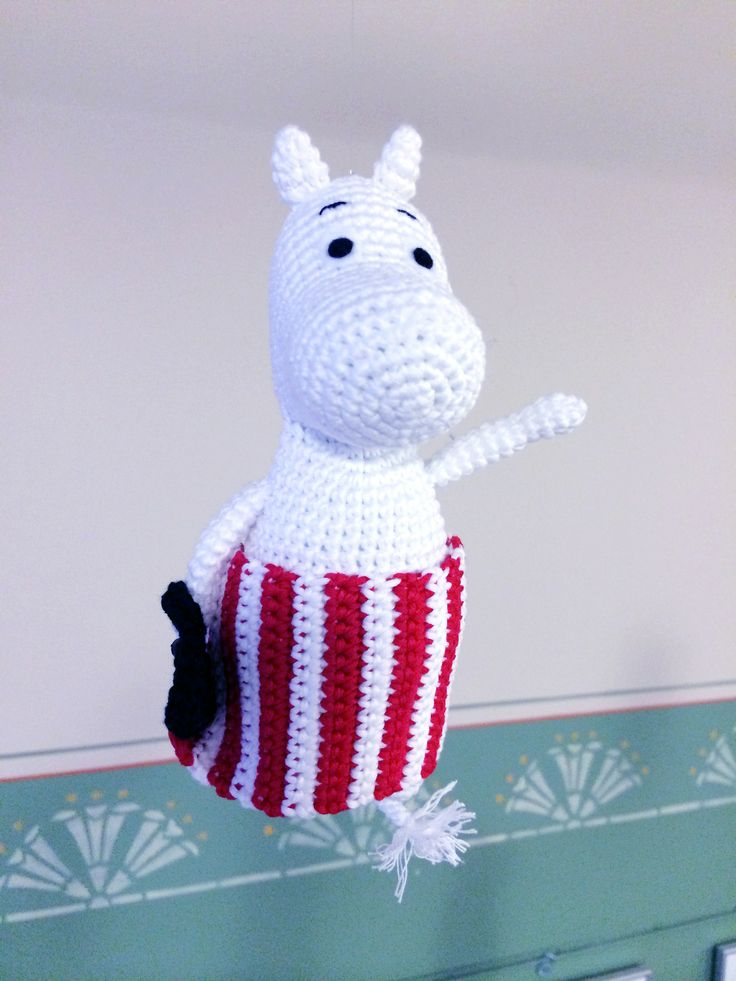 All Things Moomin • Moomin Amigurumis! Amigurumi is a knitted or...