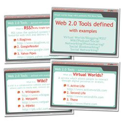 Web 2.0 Tools Posters