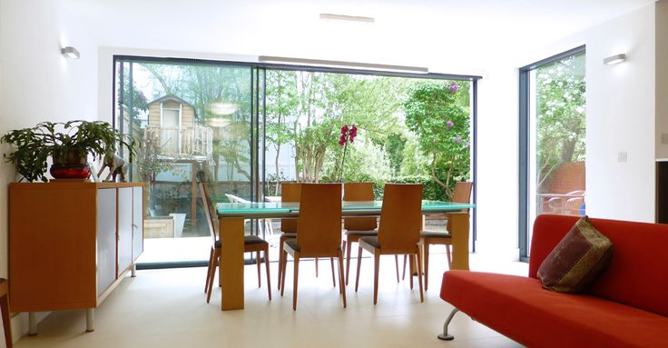 2PM Architects Highgate Extension Completed