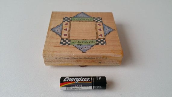 Check out this item in my Etsy shop https://www.etsy.com/au/listing/501774337/wooden-backed-rubber-stamp-featuring