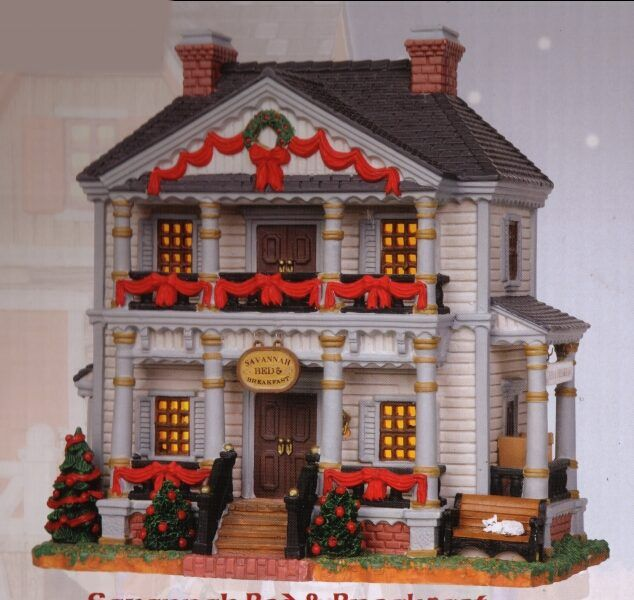 Lemax Village Collection, Lemax Christmas Village Lighted Houses