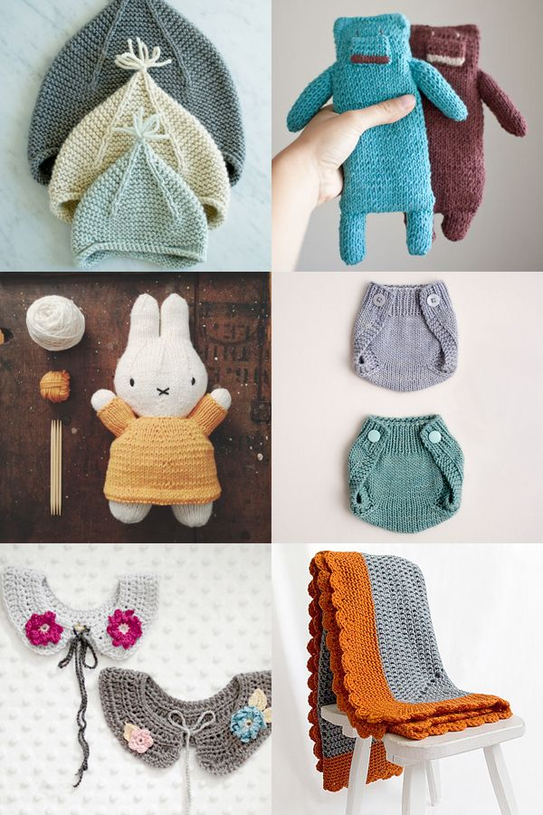 Kid knits: Free knitting patterns for babies - Mollie Makes
