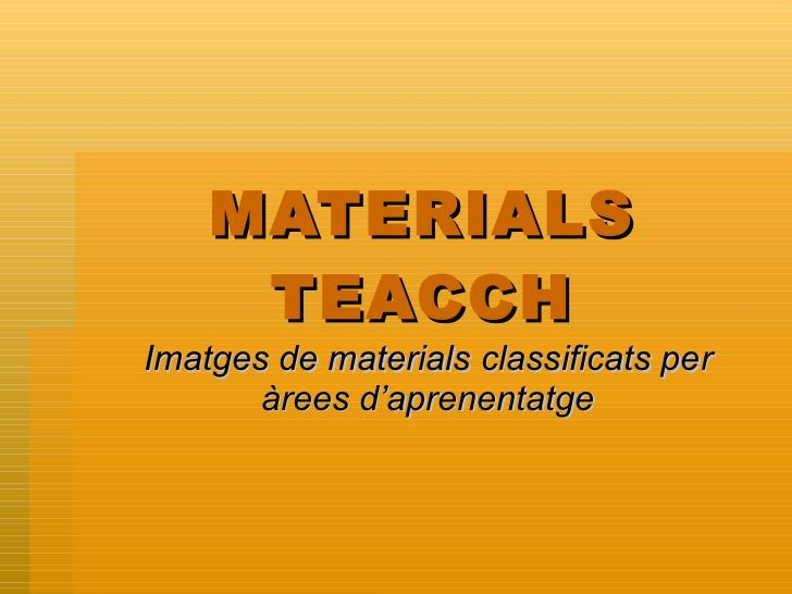 Logopedia en especial: MÉTODO TEACCH Y ELABORACIÓN DE MATERIALES (Autismo-Tea-Tgd)