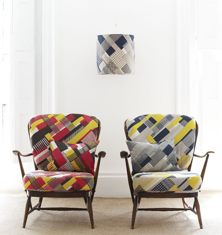 Tamasyn Gambell | Simple Geometry | Axis Linen | www.tamasyngambell.com