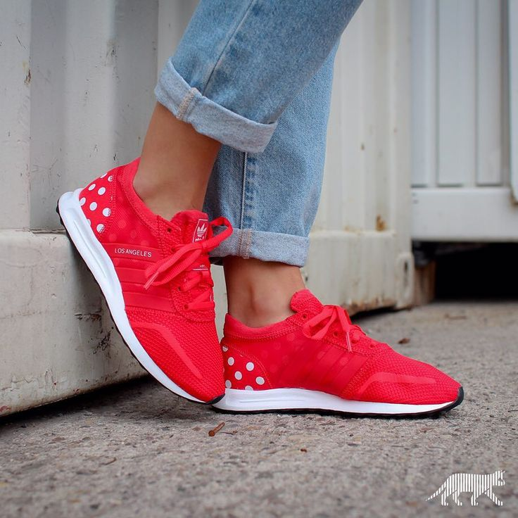 Los Angeles Adidas Rouge