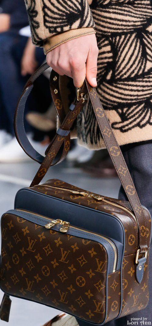 Louis Vuitton Fall 2015 RTW Menswear