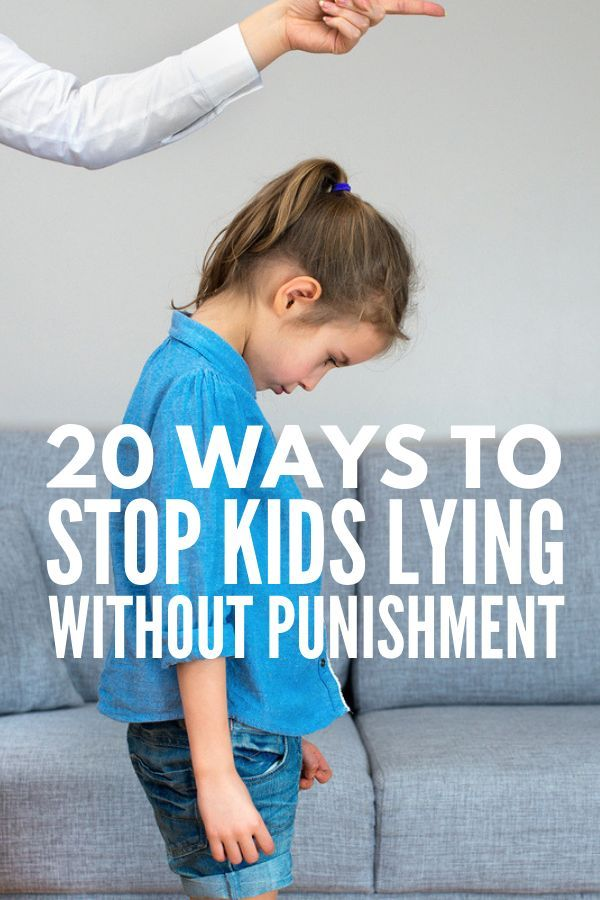 Kids Lying? 20 Tips and Consequences to Get Children to Stop