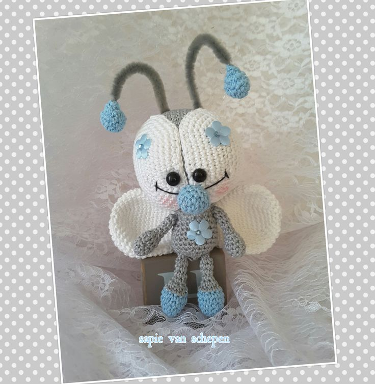 Amigurumi bug. (Inspiration).