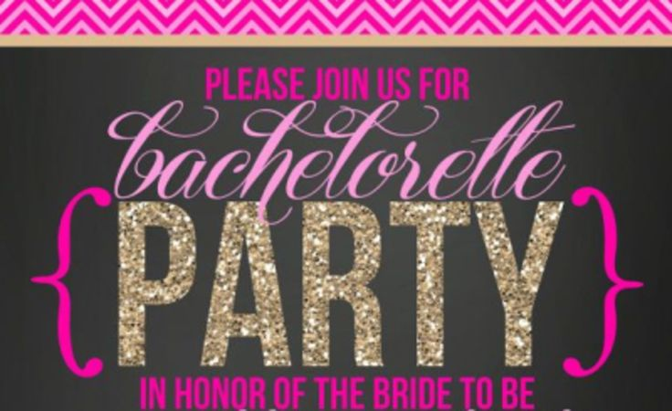 Best Bachelorette Party Invitations is luxury invitation ideas