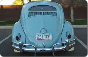 VW Bug: '56 Oval Window | TheGoldenBug.com