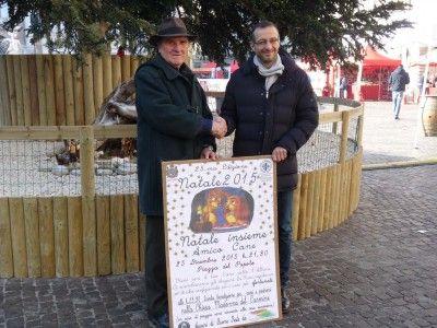 Natale insieme Amico Cane a Pesaro venerdì 25 dicembre